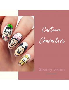 Cartoon Characters Course