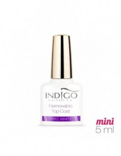 Removable Top Coat Pro White Mini