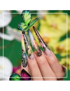 MIX MEDIA – NAIL ART COURSE