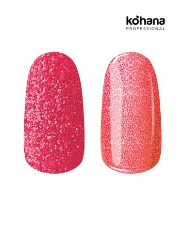 Kohana Glitter Effect - Coral 2,5 g