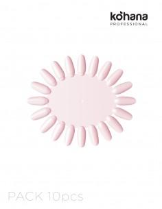 Display Pink Colour Chart...