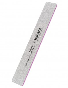 Kohana Nail File Rectangle Slim 100/180