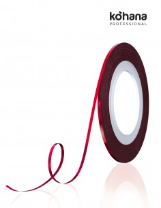 Kohana Striping Tape - Classic Bright Red