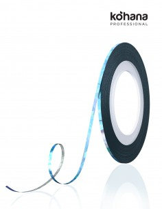 Kohana Striping Tape - Holo Light Blue