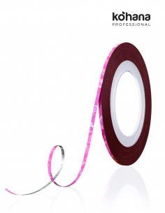 Kohana Striping Tape - Holo Pink