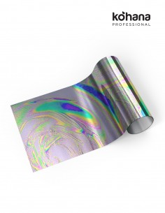 Transfer Foil - Colorful Waves