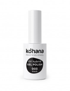 Kohana 003 Black Gel Polish 10ml