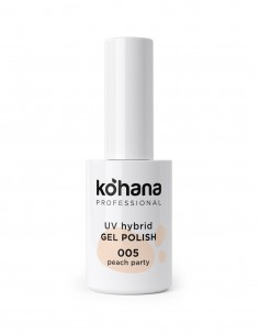 Kohana 005 Peach Party Gel Polish 10ml