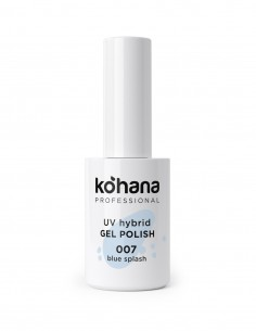 Kohana 007 Blue Splash Gel Polish 10ml