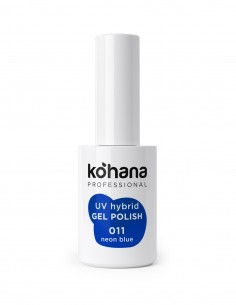 Kohana 011 Neon Blue Gel Polish 10ml