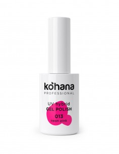 Kohana 013 Neon Pink Gel Polish 10ml