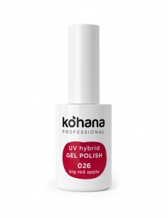 Kohana 026 Big Red Apple Gel Polish 10ml