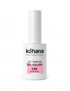 Kohana 036 Pink Bow Gel Polish 10ml