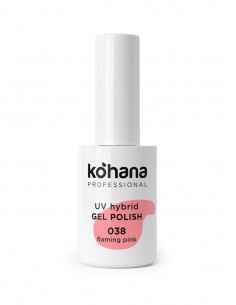 Kohana 038 Flaming Pink Gel Polish 10ml