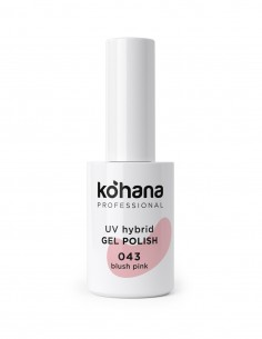Kohana 043 Blush Pink Gel Polish 10ml