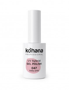 Kohana 047 Baby Pink Gel Polish 10ml