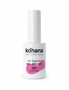 Kohana 051 Think Pink Gel Polish 10ml