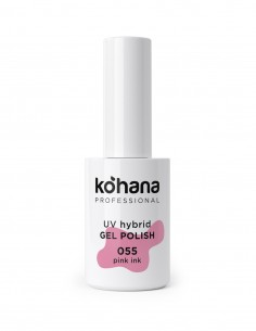 Kohana 055 Pink Ink Gel Polish 10ml