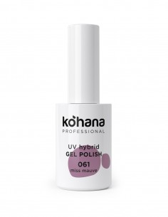 Kohana 061 Miss Mauve Gel Polish 10ml