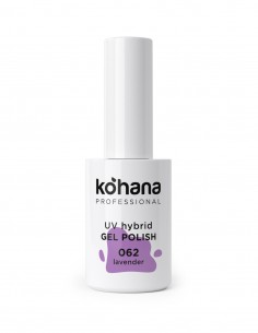 Kohana 062 Lavender Gel Polish 10ml