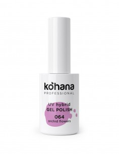 064 Orchid Flowers Gel Polish 10ml