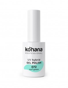 Kohana 072 Surf Green Gel Polish 10ml