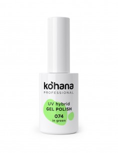 Kohana 074 In Green Gel Polish 10ml