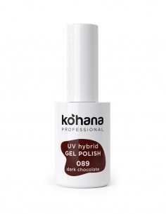 Kohana 089 Dark Chocolate Gel Polish 10ml