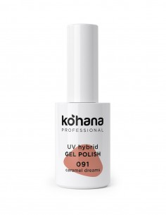 Kohana 091 Caramel Dreams Gel Polish 10ml