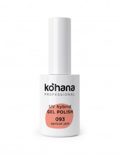 Kohana 093 Apricot Jam Gel Polish 10ml
