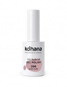Kohana 096 Pink Nude Gel Polish 10ml