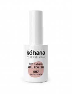Kohana 097 Perfect Nude Gel Polish 10ml