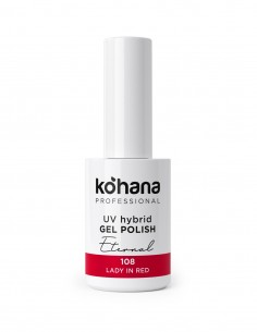 Kohana 108 Lady In Red Gel Polish 10ml