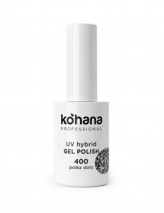 Kohana 400 Polka Dots Gel Polish 10ml