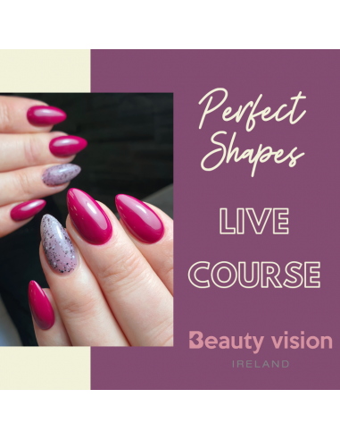 Perfect Shape Gel/Forms - LIVE COURSE