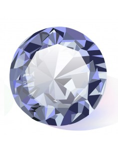 Rhinestones Sapphire SS3 -...
