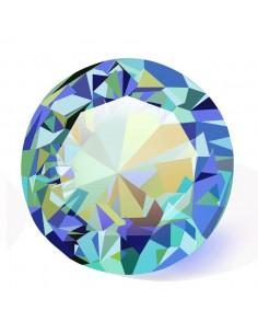 Rhinestones Emerald AB