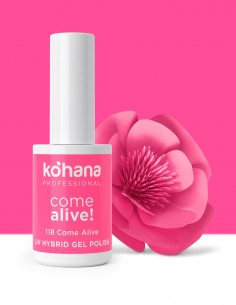 118 Come Alive Gel Polish 10ml