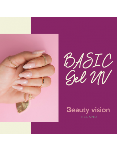 Basic Gel UV Nail Extension Course