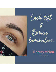 Lash Lift & Brow Lamination
